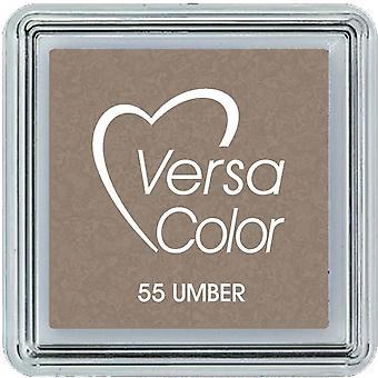 Versacolor Pigment Ink Pad Small - Umber