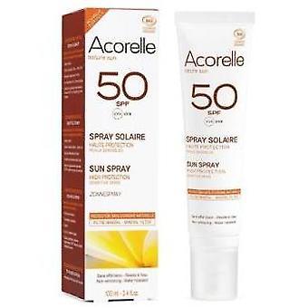 Acorelle Crema Solar Ansigtsbehandling Spf50