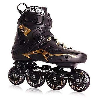 Professional Slalom Skate Adult Roller Skating Shoes ( Set 2)