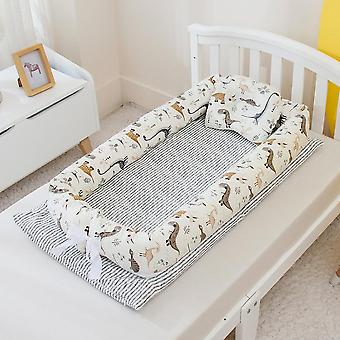 Toddler Bed Baby Nest, Nursery Kids Clothes, Portable Carrycot, Bassinet,  Crib