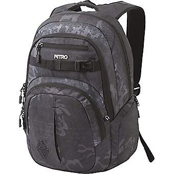 Nitro., Daily Backpack., 1131-878014, Black, 1131-878014