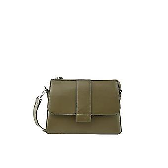 PIECES Pchollis Cross Body - Women's Crossbody Bags, Green (Forest Night), 7x19x23 cm (B x H T)