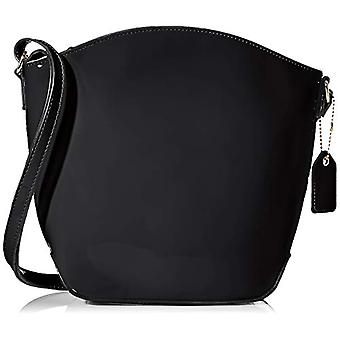 N.V. Bags271DonnaNero Shoulder Bag (Black)9x24x20 centimeters (W x H x L)