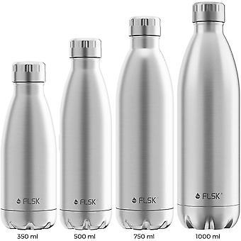 FengChun Das Original Neuauflage Edelstahl Trinkflasche • 750ml • Kohlensäure