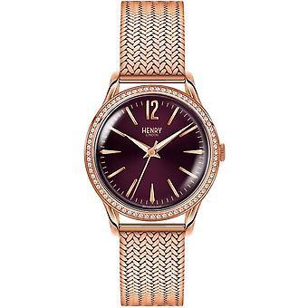 Henry london watch hl34-sm-0196