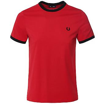 Fred Perry Ringer T-Shirt M3519 696