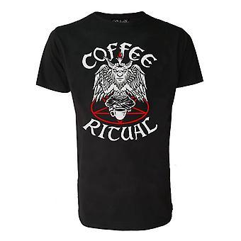 Darkside - KOFFIE RITUEEL - Heren T-Shirt