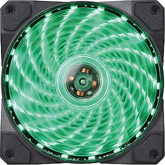 Marvo Scorpion FN-10 Grøn 120mm 1200RPM Grøn LED Fan