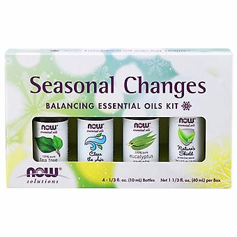 Jetzt Lebensmittel saisonale Änderungen Ausgleich ätherisches Öl, 1 Kit