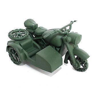 子供のためのミニドイツオートバイ軍事シミュレーションおもちゃ