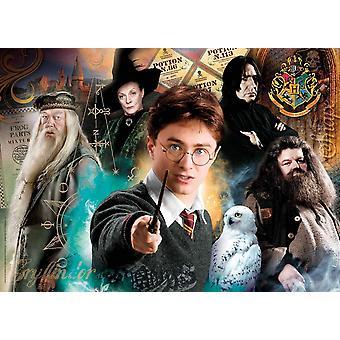 Clementoni Harry Potter 1 Rompecabezas (500 Piezas)