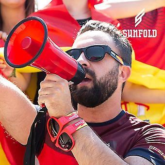Óculos de sol roll-up Sunfold Mundial Espanha Black (Renovado A+)