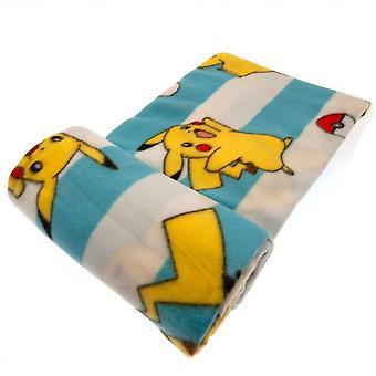 Pokemon Paño grueso y picón Pikachu Manta