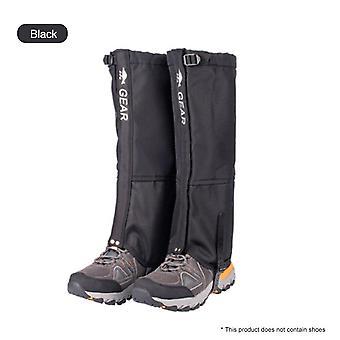 Kültéri vízálló legging járás lábhuzatok túrázás kemping hegymászás síelés unisex boot cipő hó járás lábak védelem