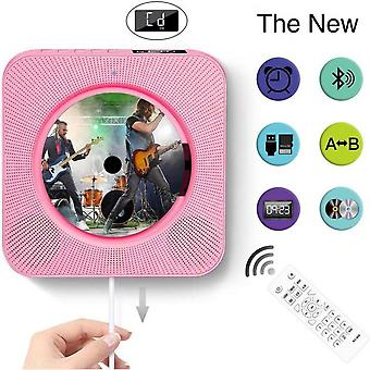 New Wall - Mounted Cd Player With Screen