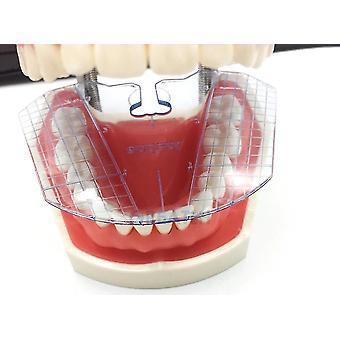 Acryl Dental Guide Platte für Zähne Anordnung