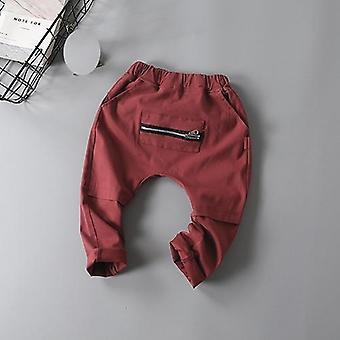 Pantaloni per bambini Pantaloni di abbigliamento in cotone primaverile per pantaloni per bambini