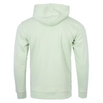 Forty Tom Organic Cotton Blend Hooded Sweatshirt - Seafoam Green
