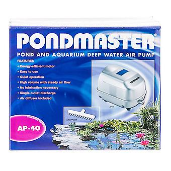 Pondmaster Pond & Aquarium Deep Water Air Pump - AP 40 (5,000 Gallons - 2,900 Cubic Inches per Minute)