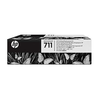 HP 711 DesignJet-skrivhuvud, utbytespaket, HP DesignJet T120 and HP DesignJet T5