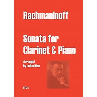 Rachmaninov: Sonata For Clarinet & Piano