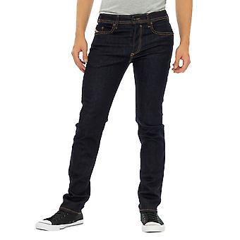 Diesel Herren 5 Taschen Hose Buster L.32 Knöchellang Denim