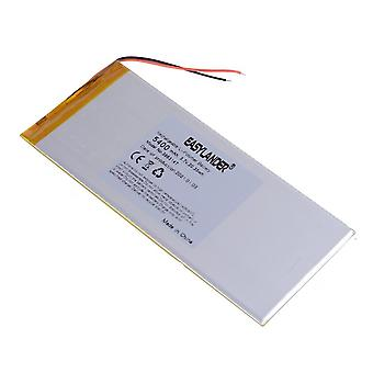 Rechargeable Battery Compatible  Shield Tablet