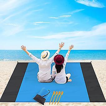 Pique-nique en plein air portable Camping Imperméable à l'eau Sable Prévention Tapis de plage