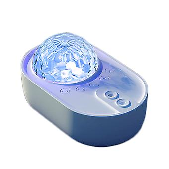 Bluetooth projection light Starry Sky Ocean Rotujúca hudba Ambient Light LED
