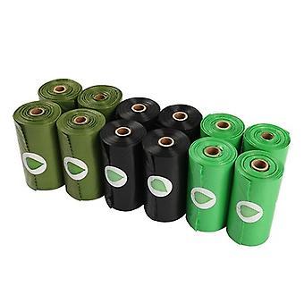10pcs Biodegradable Pet Garbage Bag Environmental Protection Biodegradable Dog Poop Bag
