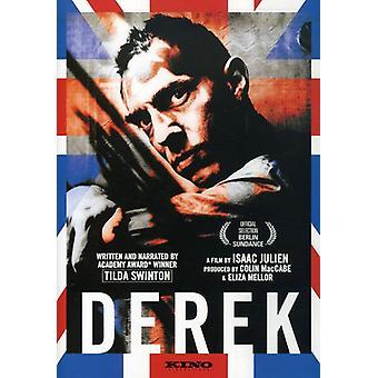 Derek [DVD] USA import