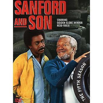 Sanford & poika: Season 5 [DVD] USA tuonti