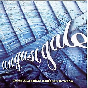 Hewson/Smith - importation USA August Gale [CD]