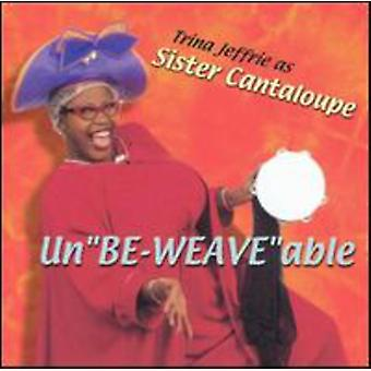 Zuster Cantaloupe - Un worden-Weave staat [CD] USA import