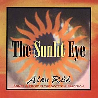 Alan Reid - Sunlit Eye [CD] USA import