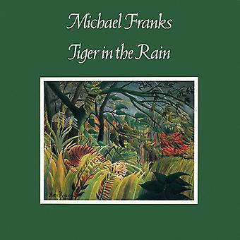 Michael Franks - Tiger in the Rain [CD] USA import