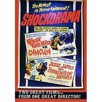 Shockorama: The William Beaudine Collection [DVD] USA import