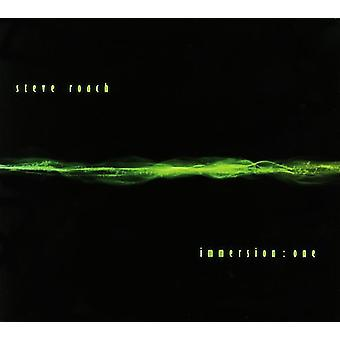 Steve Roach - Immersion: One [CD] USA import