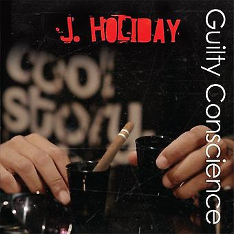 J. Holiday - Guilty Conscience [CD] USA import