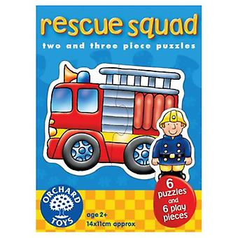 Orchard Toys Rescue Squad Puzzles