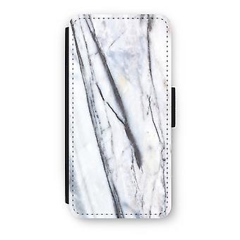 iPhone 6/6 s Plus Flip Case - gestreiften Marmor
