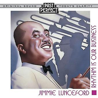 Rhythm Is Our Business: Lunceford's American 30s & 40s Swing Audio CD