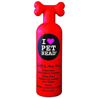 Pet Head Life's an Itch Skin Soothing Dog Shampoo