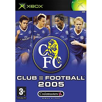 Club Football Chelsea 2005 (Xbox)-nieuw