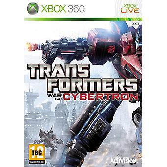 Transformers War for Cybertron (Xbox 360) - Als nieuw