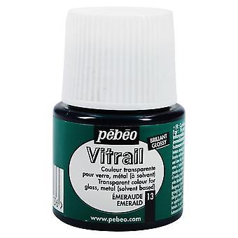 Pebeo Vitrail Transparante glasverf 45ml