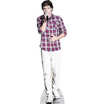 Liam Payne une Direction Lifesize carton découpe