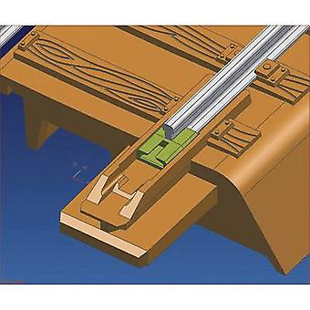 61192 H0 Roco GeoLine (incl. track bed) Track connector, Insulated