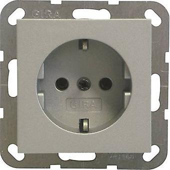GIRA Insert PG socket System 55, Standard 55, E2, Event, Event Tranparent, Event Opaque, Esprit, ClassiX Aluminium 0188 26