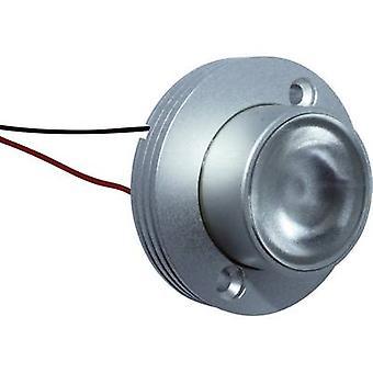 SignalKonstrukt QAUR 1341 L030 HighPower LED Strahler Blau EWG: A+ (A++ - E) 2,37 W 36 lm 30 ° 3,4 V